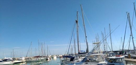Porto San Giorgio – Vista dal mare
