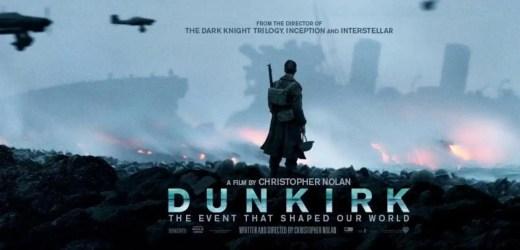Dunkirk: capolavoro di Nolan ma non del cinema