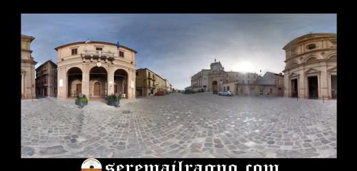 Monte Urano 360°: piazza della libertà