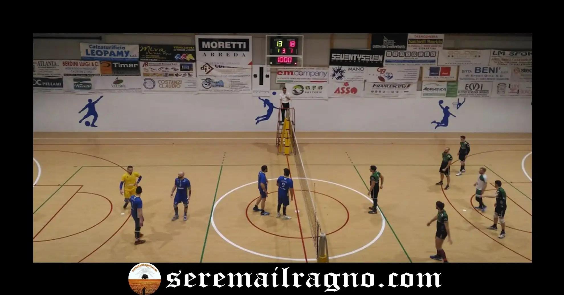 Serie C Volley maschile: E.M. Company Volley vs Cucine Lube Civitanova
