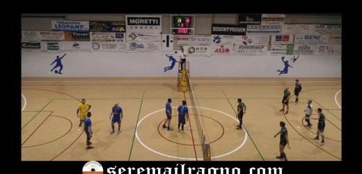 Serie C Volley maschile: E.M. Company Volley vs Cucine Lube Civitanova