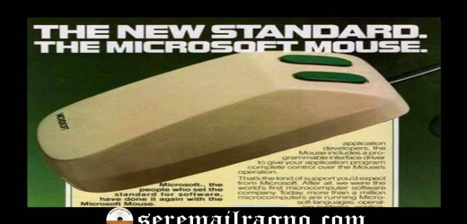 Remembering: The Microsoft Mouse