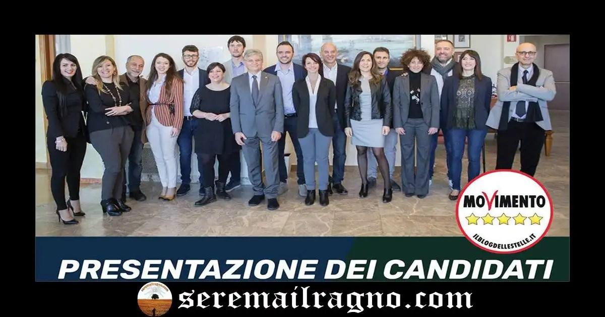 Monte Urano: presentazione dei candidati M5S per i Collegi nella Regione Marche