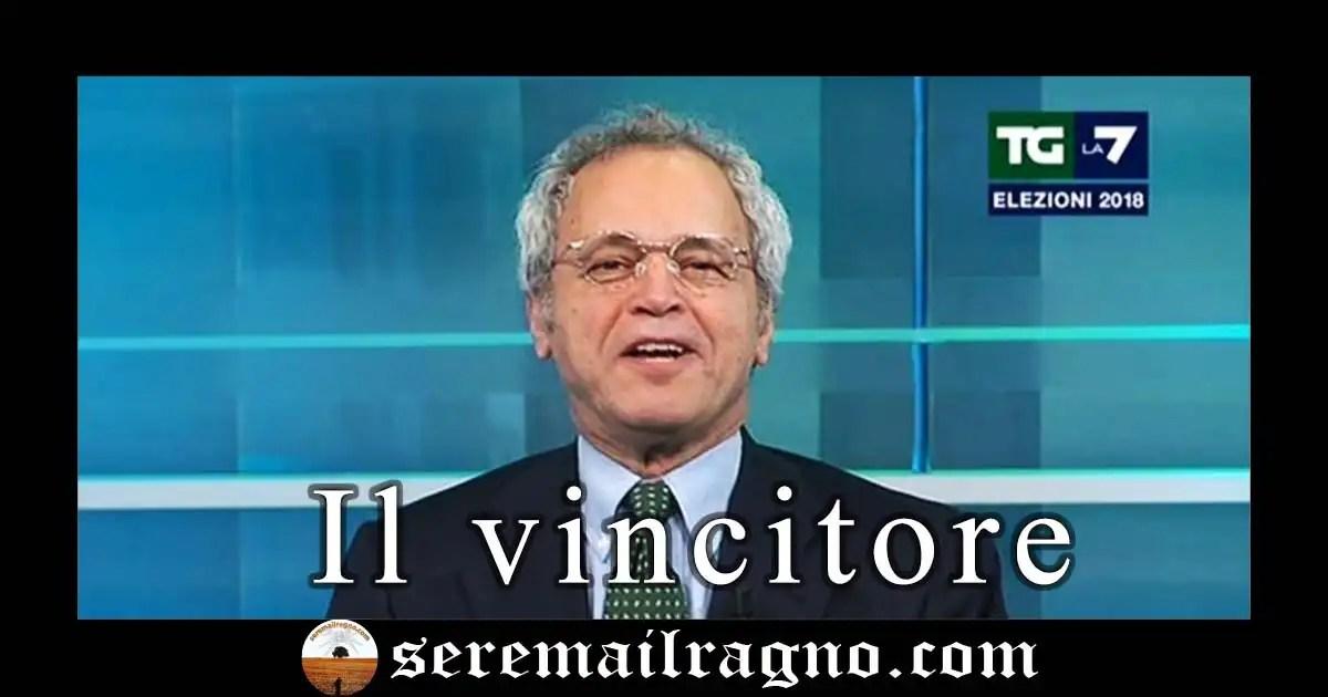 Mentana ha vinto e stravinto in Italia e nel mondo