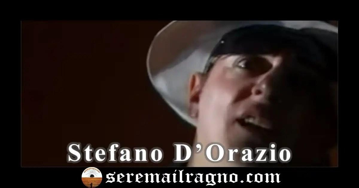 Solo un brivido – Stefano D'orazio