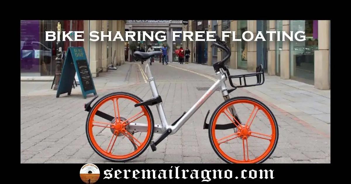 Il bike sharing free floating: mercato cinese vs europeo