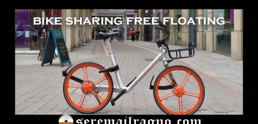 Il bike sharing free floating: mercato cinese vs europeo