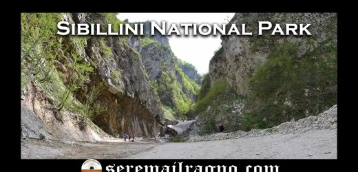 Sibillini National Park – Infernaccio Gorges