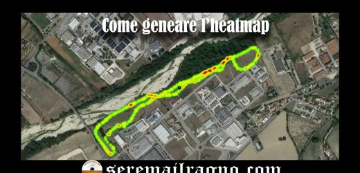Come generare l'heatmap della tua attività sportiva