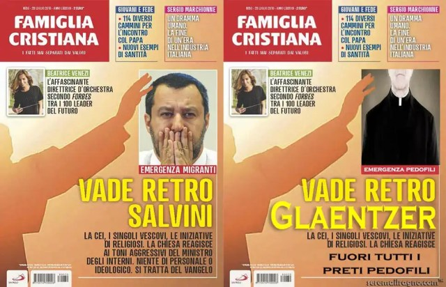 Famiglia Cristiana Salvini