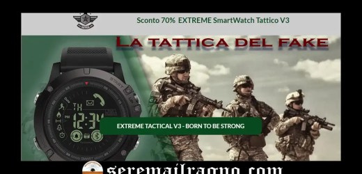 Orologi bidoni di fattura cinese e la tattica del fake marketing