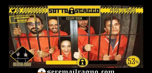 Civitanova Marche – La stanza Death Row al Sotto Scacco Escape Room