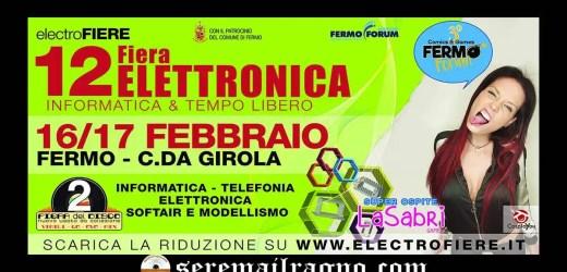 12° Fiera dell'elettronica a Fermo 16-17 Febbraio 2019
