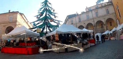 Mercatini a Fermo – Villaggio di Natale