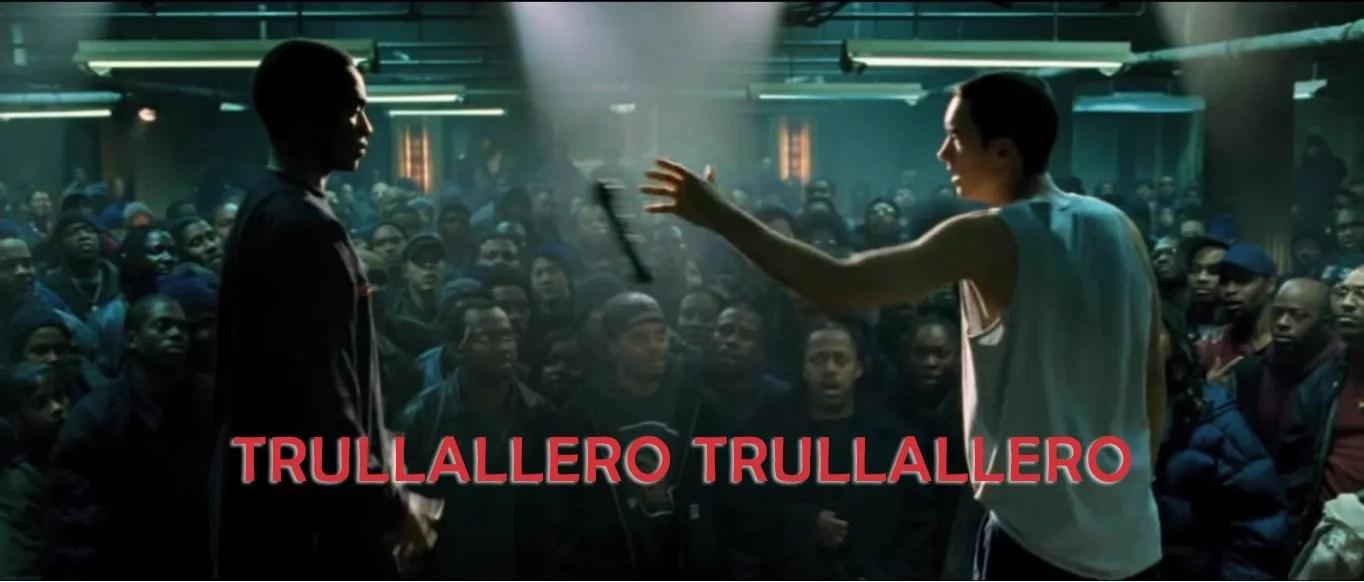Eminem canta Trullallero Trullallero