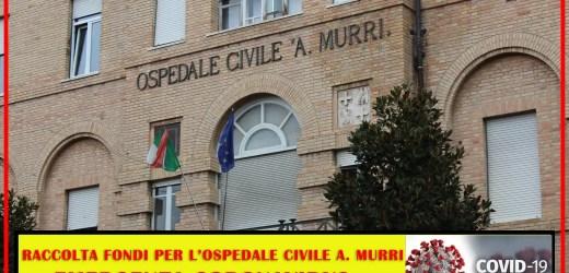 Raccolta fondi per l'Ospedale  Civile A.Murri di Fermo