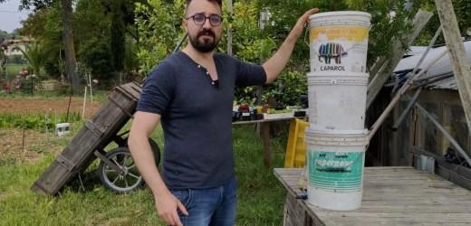 Compostiera multilivello homemade