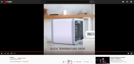 Sollievo istantaneo dal caldo e dall'umidità estiva? La truffa sponsorizzata