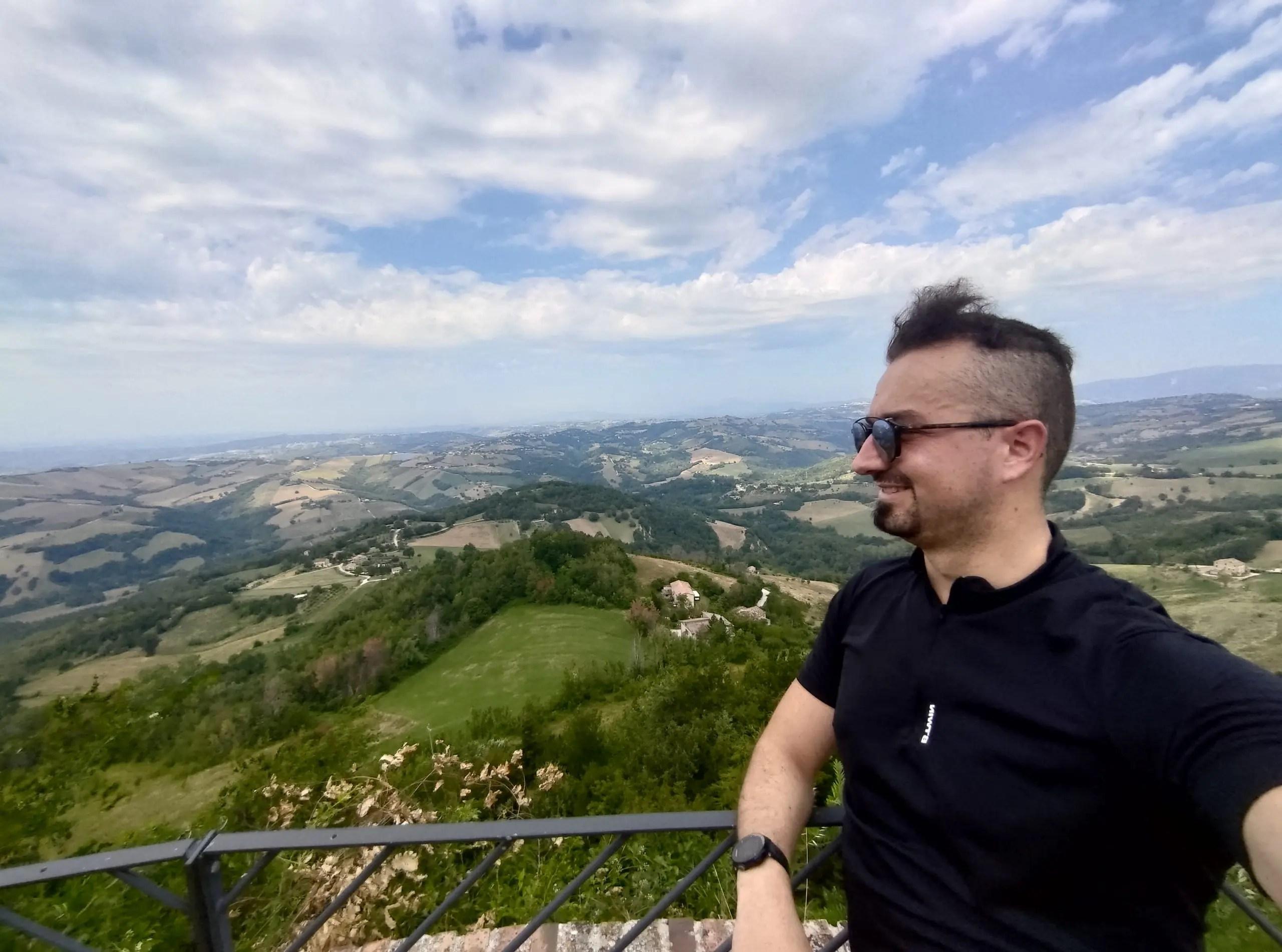 Monte Urano – Penna San Giovanni – 58 km in bici