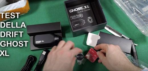 Drift Innovation – Test della Dashcam Ghost XL