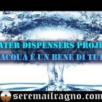 Fontanelle di acqua pubblica nella Regione Marche