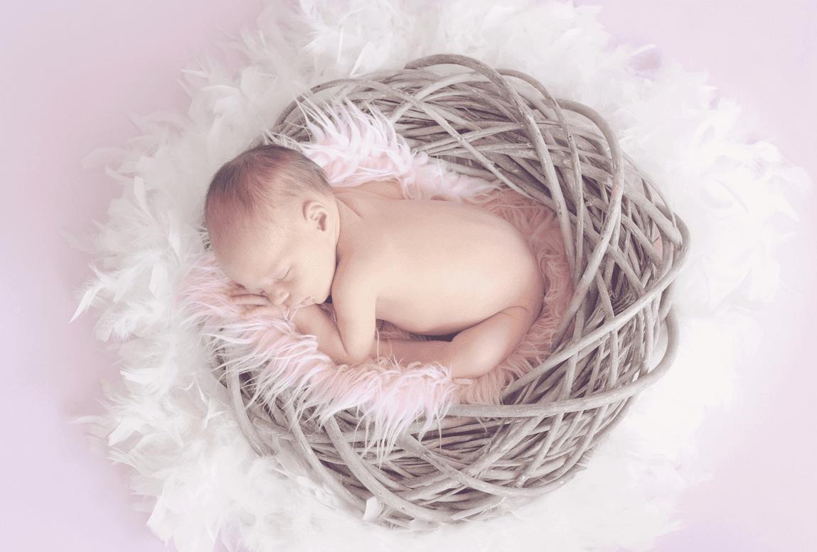 L'âme du bébé choisit ses parents