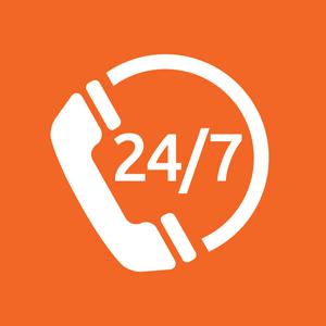 Servicio de atención las 24 horas del día los 7 días de la semana, durante todo el año
