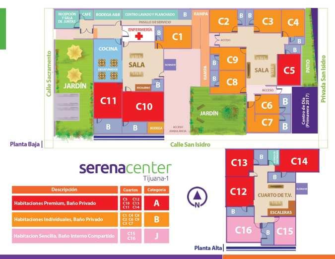 SerenaCenter Tijuana
