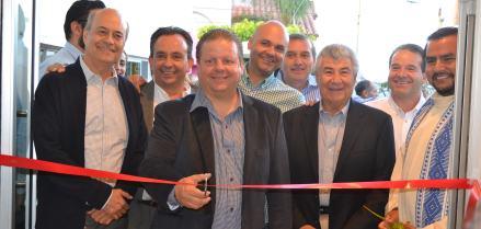 Inauguración de SerenaCenter Tijuana