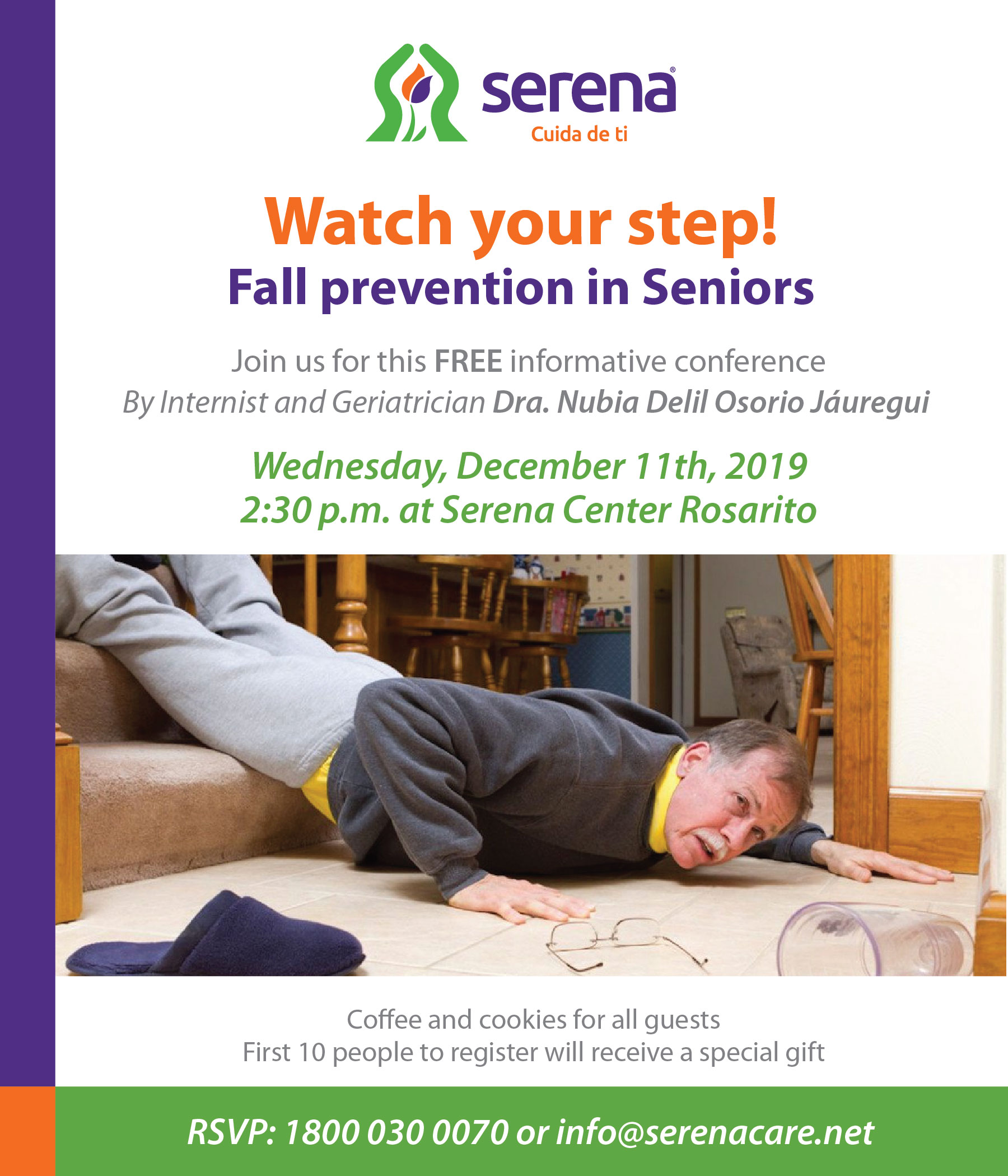 Fall Prevention Conference