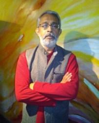 Avis Saha, President - Calcutta Guitar Music Society