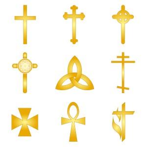 Cross Icon Set