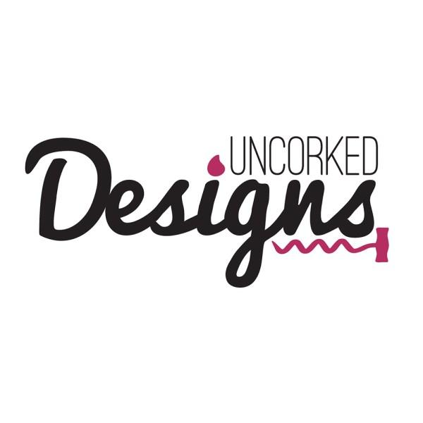 Uncorked Designs Logo