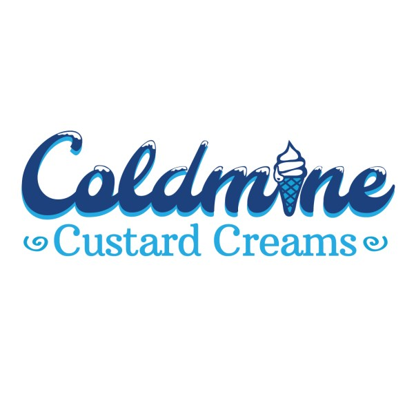 Coldmine Custard Creams Logo