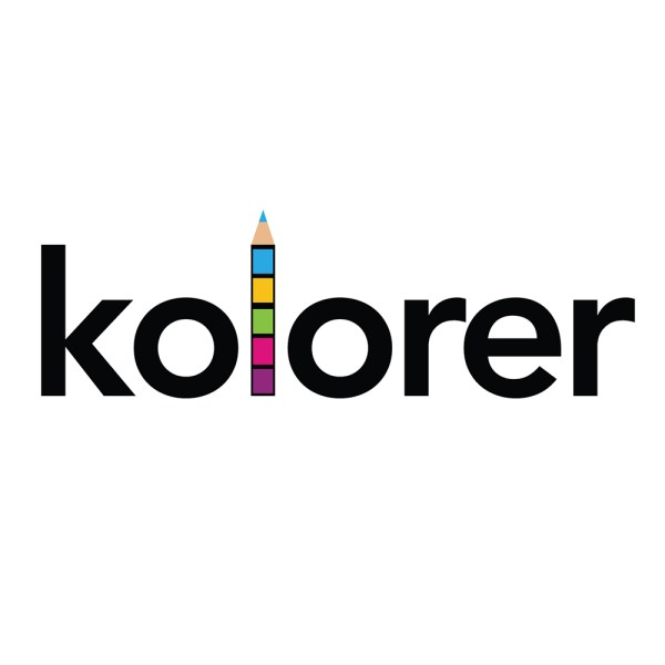 Kolorer Logo Design