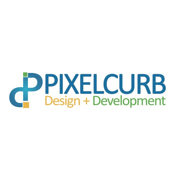 Pixelcurb Logo Design
