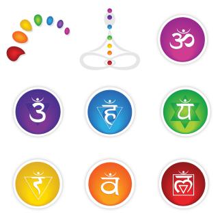 Chakra Logo Elements & Icons