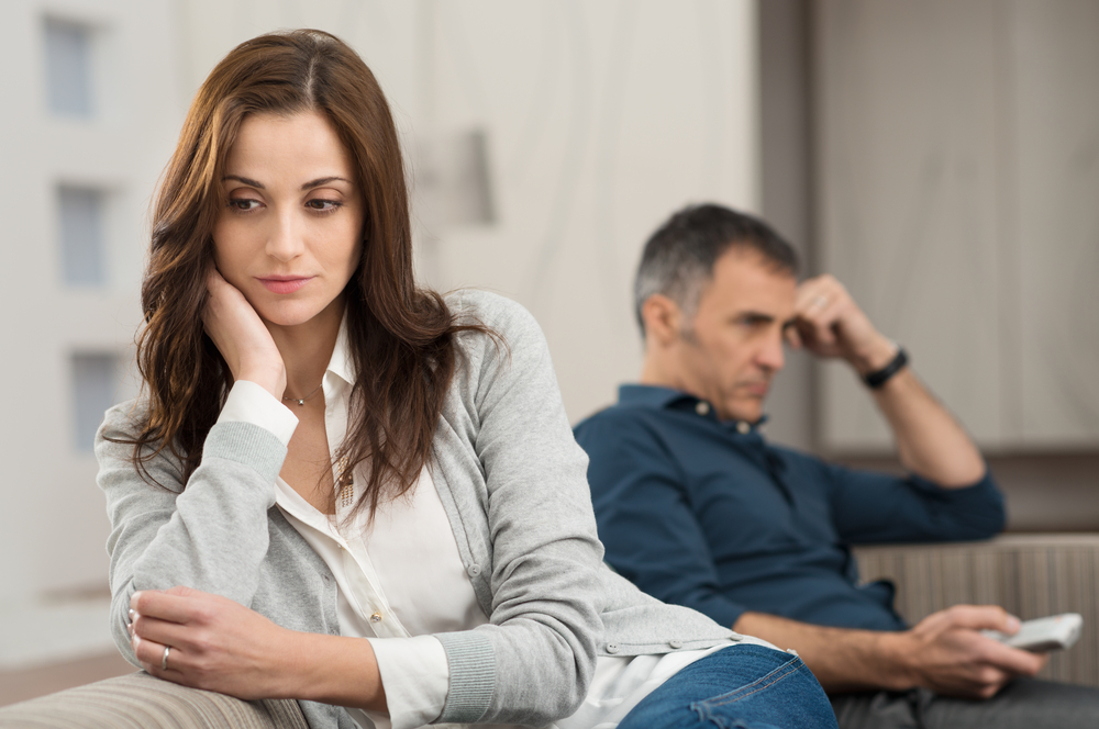 Help with Bipolar Disorder Couple sitting