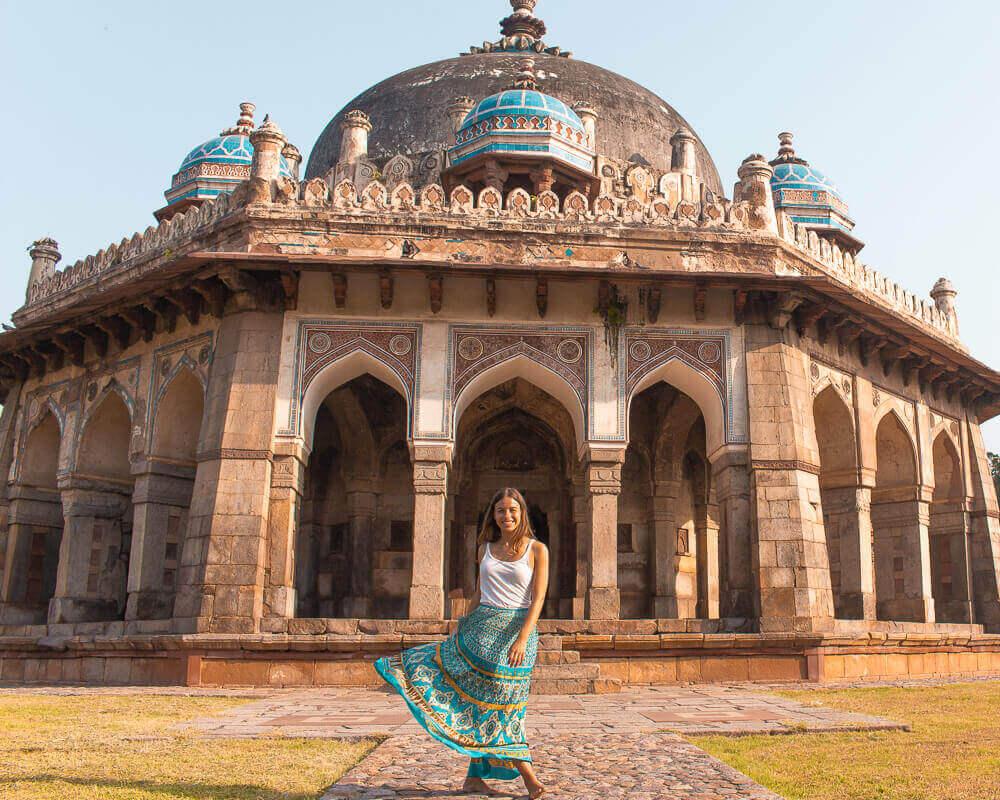 Los mejores Instagram spots de la India