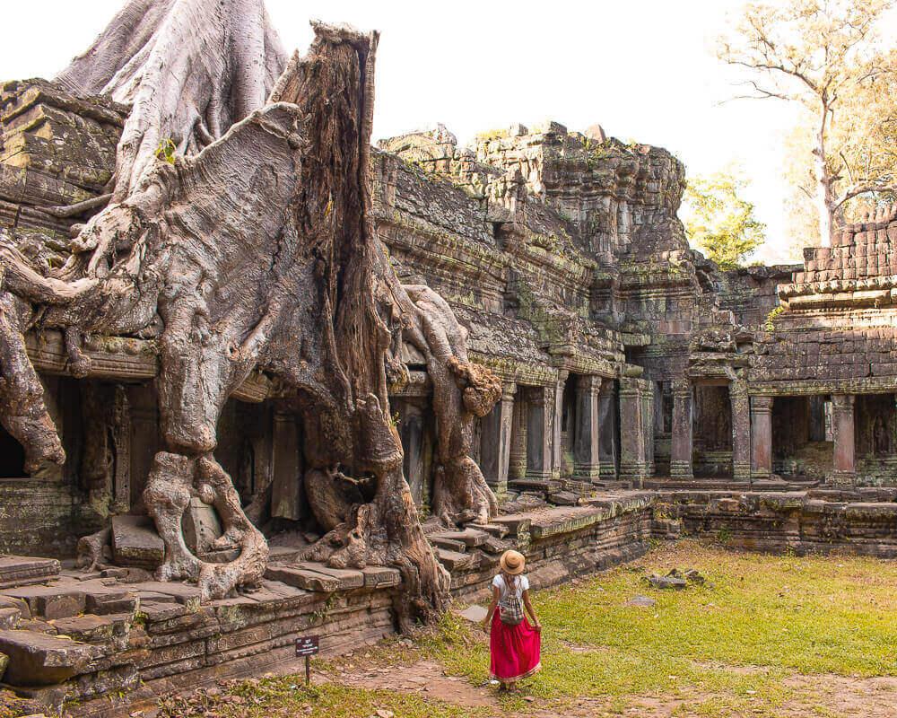 Los mejores Instagram spots en Camboya