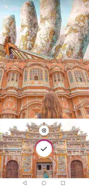 Como hacer un collage en Instagram