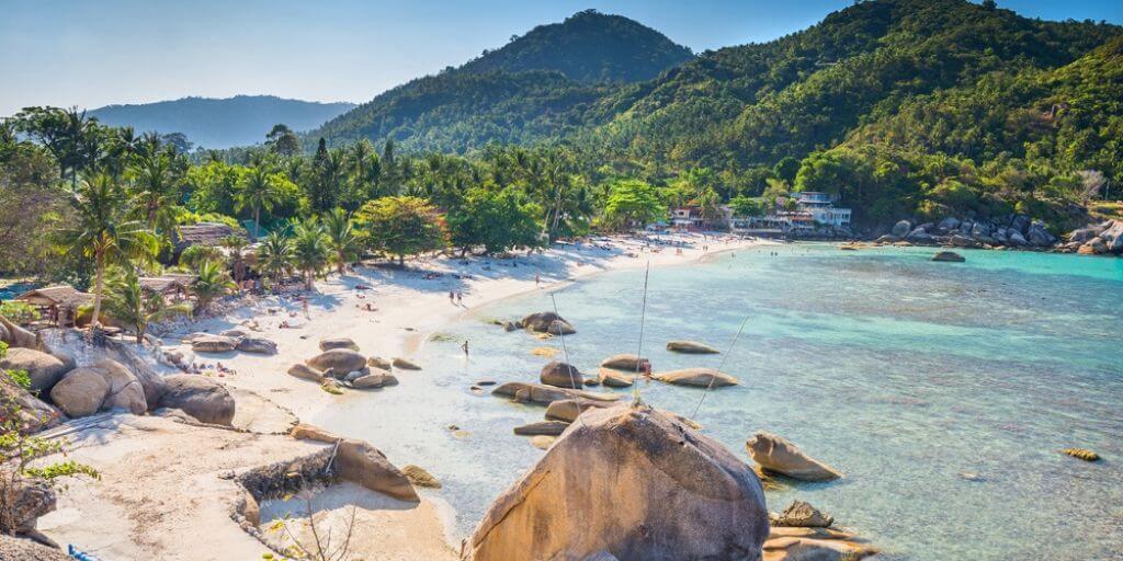 Silver Beach, las mejores playas de Koh Samui
