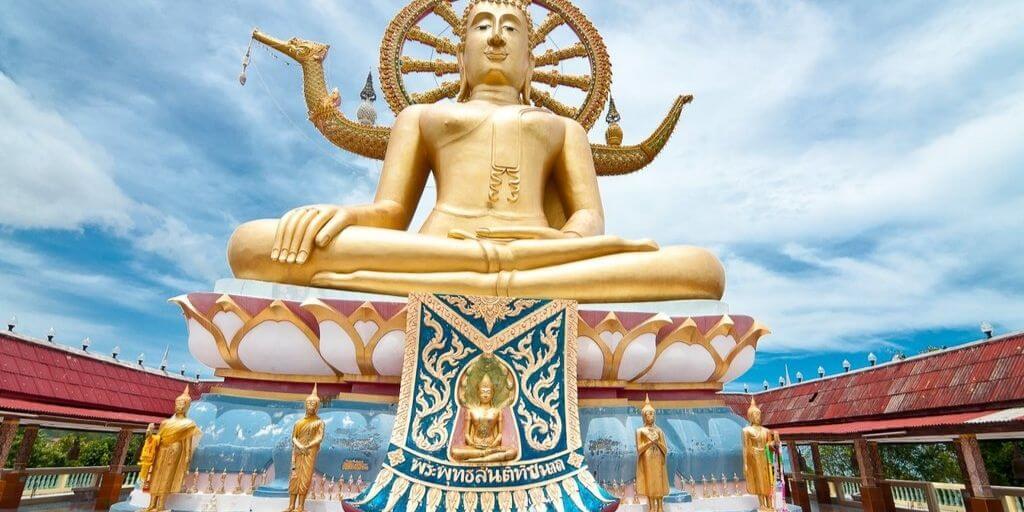 Big Buddha, qué ver en Koh Samui