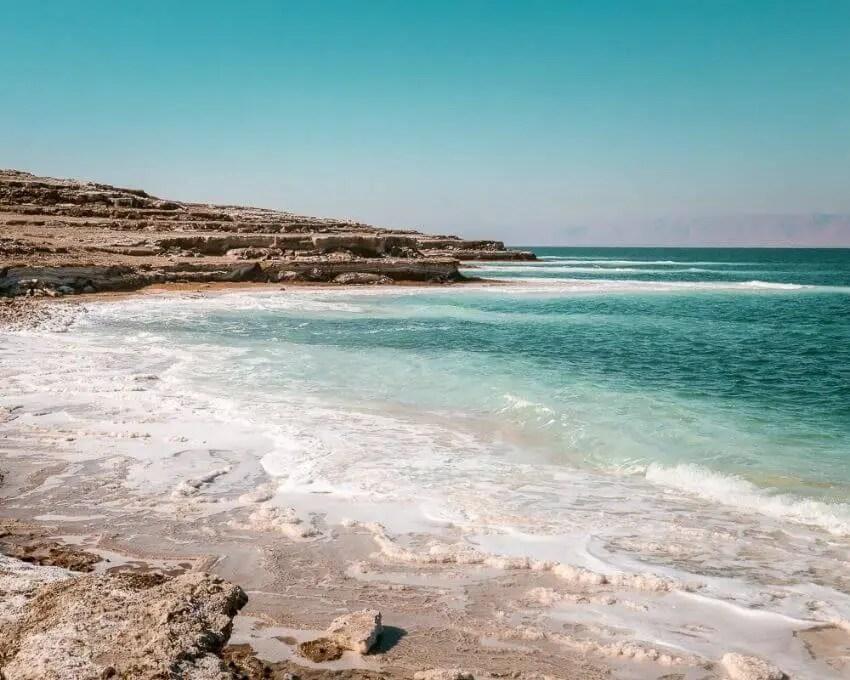 que ver en Jordania mar muerto