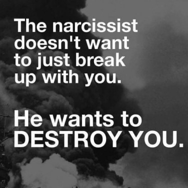 What Is The Chance The Narcissistic Ex Will Move On After Being Released From Jail?