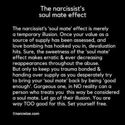 Quora Answers: Narcissists And Second Chances