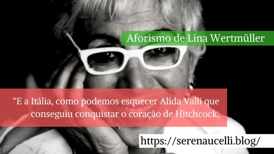 Serena Ucelli di Nemi entrevista Lina Wertmüller