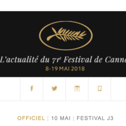 Festival de Cannes 2018 News