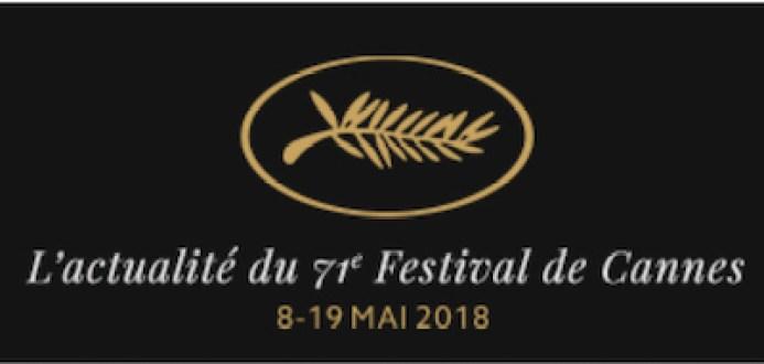 Logo Festival de Cannes 2018 _Serena Ucelli