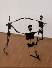Skeletons_Xavier Veilhan_Serena Ucelli